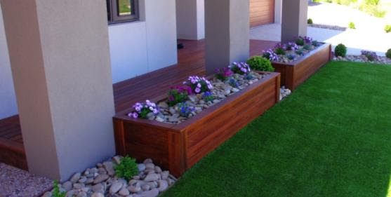 Ideas For Affordable Garden Design - Home Decorating Ideas