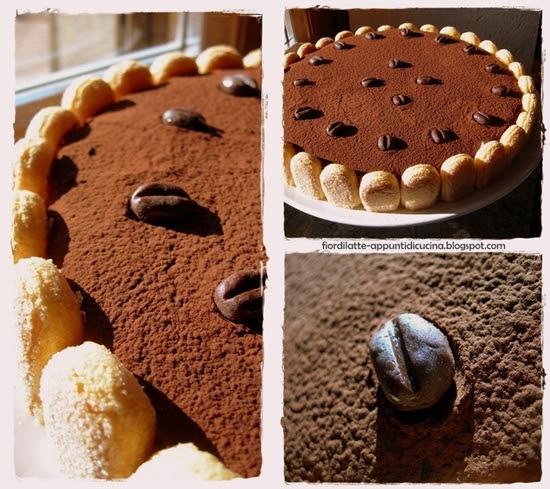 Torta tiramisù - Tiramisù cake