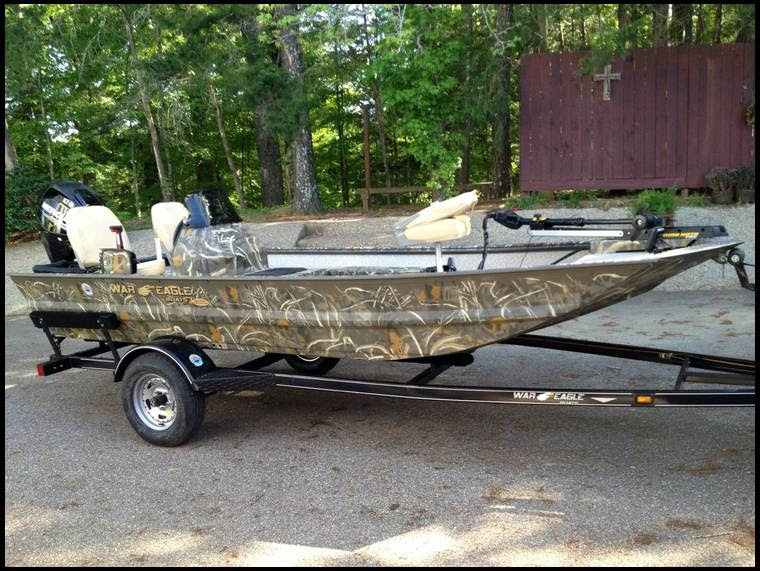 Here is a great example of the style boat that I am referring to. This