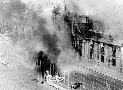 Golpe contra Allende