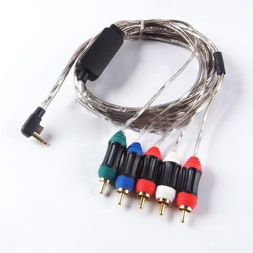 1080p 2m Component Av Cable for Sony PSP Slim 2000/3000