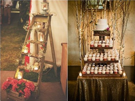 65  Rustic Woodsy Wedding Decor Ideas for 2019   Deer