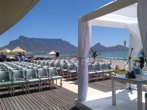 Beach Weddings at Lagoon Beach Hotel   Cape Town