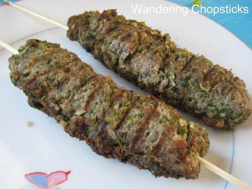 Kefta Kebabs 1