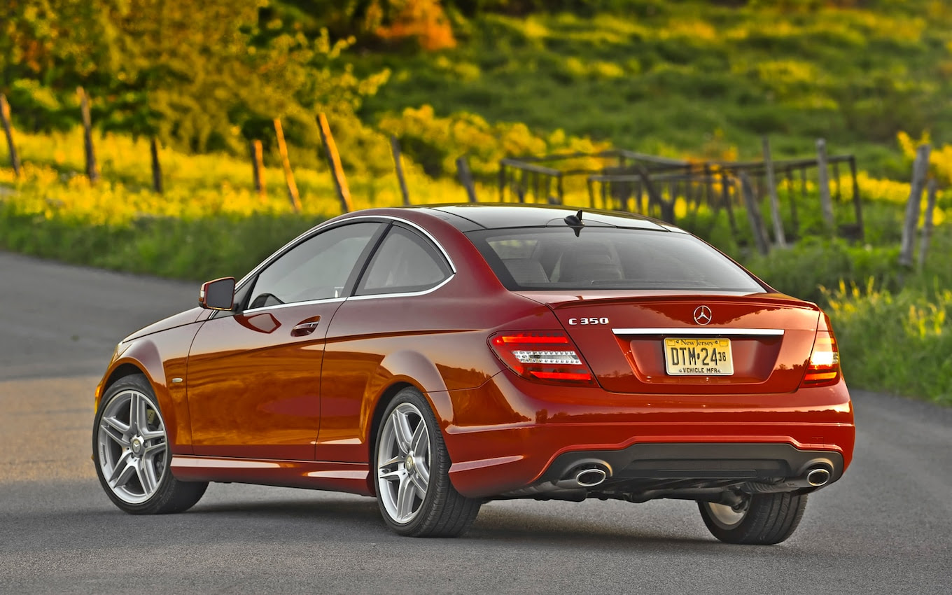 2012 Mercedes-Benz C-Class Coupe First Drive - Motor Trend