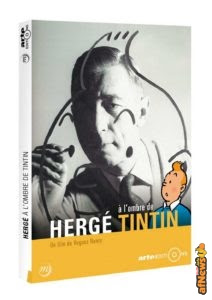DVD: Hergé all'ombra di Tintin