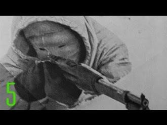 5 Most Badass Snipers in History / Los 5 Francotiradores más letales de la Historia