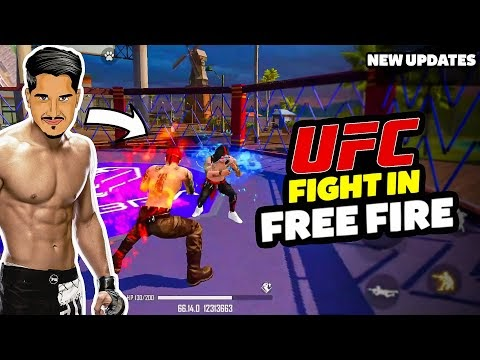 UFC Fist Fight in Free Fire    New Updates    Desi Gamers