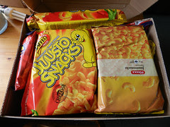 Parcel from Finland