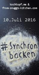 #synchronbacken 10. Juli 2016