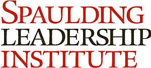 English: Spaulding Leadership Institute Logo