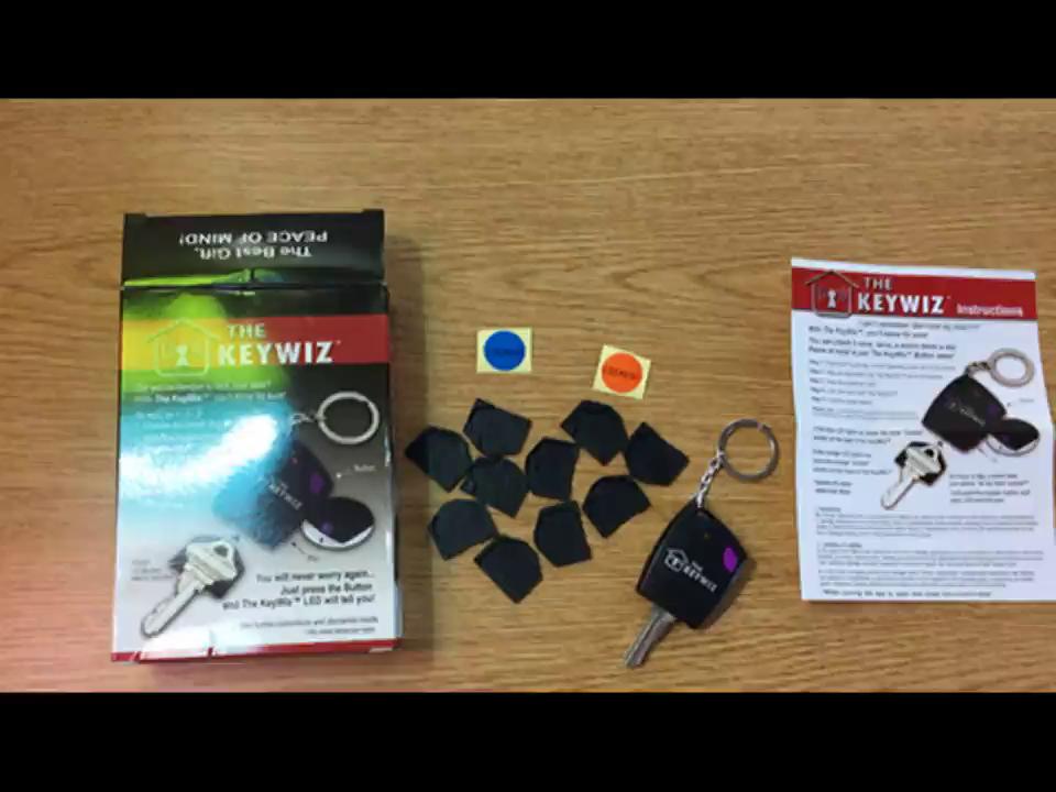 Amazon.com: Customer Reviews: The Keywiz- Door Lock Reminder-Works ...