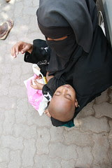 The Muslim Beggar On Friday 13 by firoze shakir photographerno1