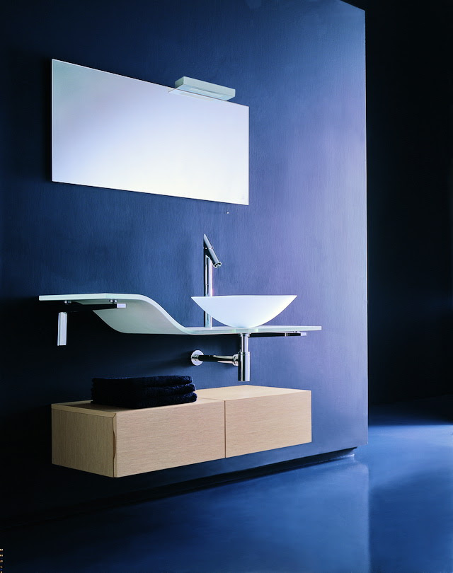 Home Architec Ideas Modern Art Deco Bathroom Design