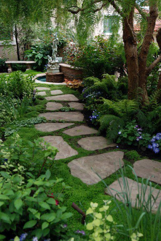 Beautiful & Enchanting Garden Paths ~ Part2  #GardenPath