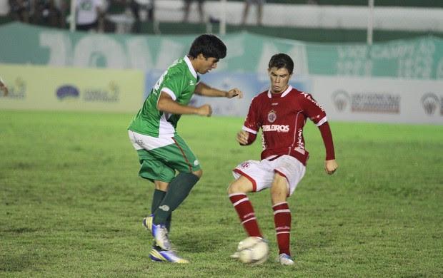 América-RN vence Alecrim pelo Campeonato Potiguar Sub-20 (Foto: Gabriel Peres)