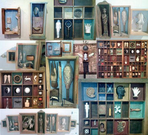 art box collage