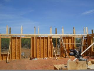 House Pony Walls Framing