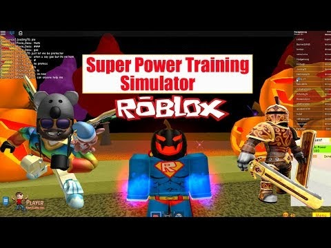ArcadeGo Games | Mobile Games: [ROBLOX] Super Power Training