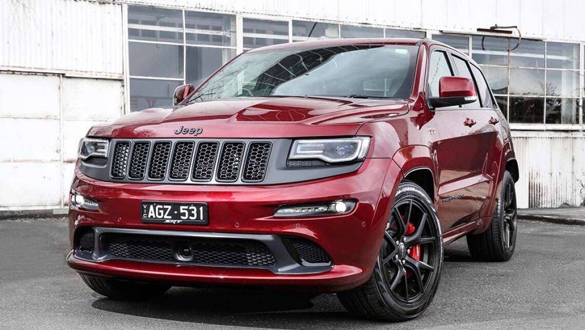 2016 Jeep Grand Cherokee SRT Night. 2016 Jeep Grand Cherokee SRT Night ...