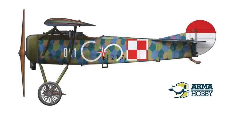 Fokker E.V Stec