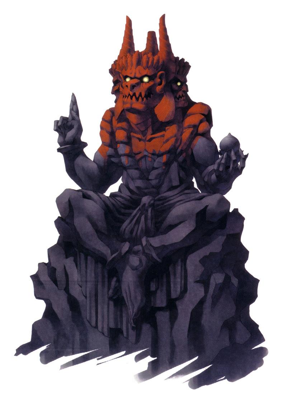 Gozu-Tennoh - Shin Megami Tensei III : Nocturne