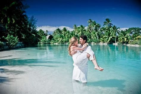 31 best images about Tahiti Weddings on Pinterest   Four