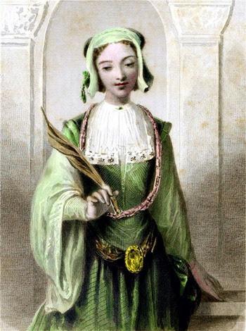 Resultado da imagem para santa flavia domitilla