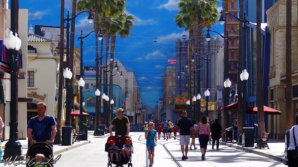 Disneyland Resort, Disney California Adventure, Hollywoodland