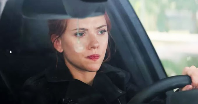 First Black Widow Clip Races in from the MTV Movie & TV Awards