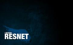 Resent Resnet Blue