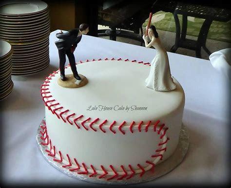 Groom's Cake, Grooms Cake, Baseball Cake, Baseball