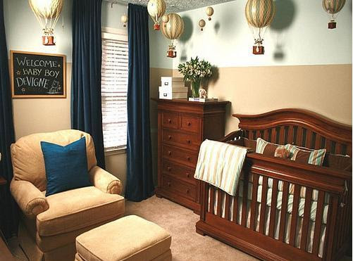The Trendiest Baby Room Ideas for the Perfect Nursery Look ...