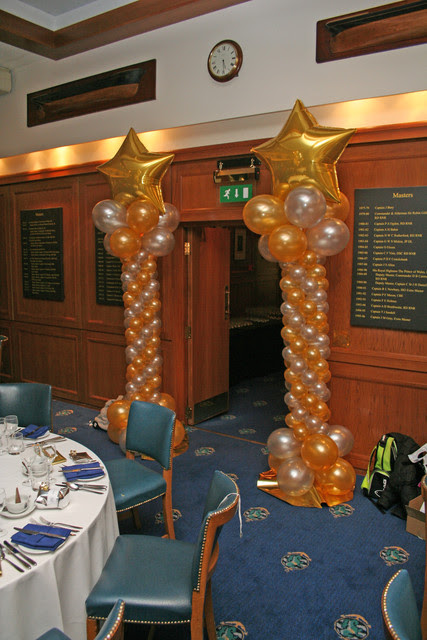 We will teach you to create amazing balloon designs suitable for weddings