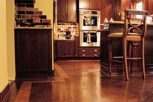 Cork Kitchen Flooring afreakatheart