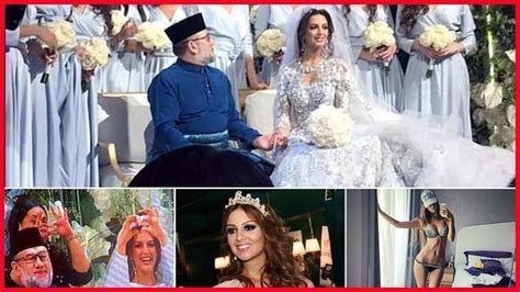 Royal wedding sees Russia beauty queen marry Malaysia?s