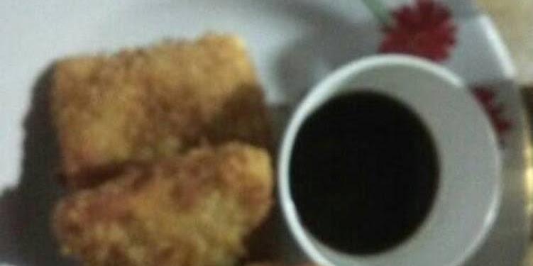 Resep Martabak Kari Sayur Mini Saus Cuko Oleh Elyanna Wahid