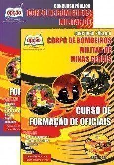 Apostila CBMMG CURSO DE FORMAÇÃO DE OFICIAIS (CFO)