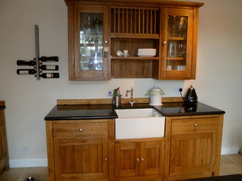 Freestanding Kitchen Sink Cabinet Ideas, Practical & Space ...