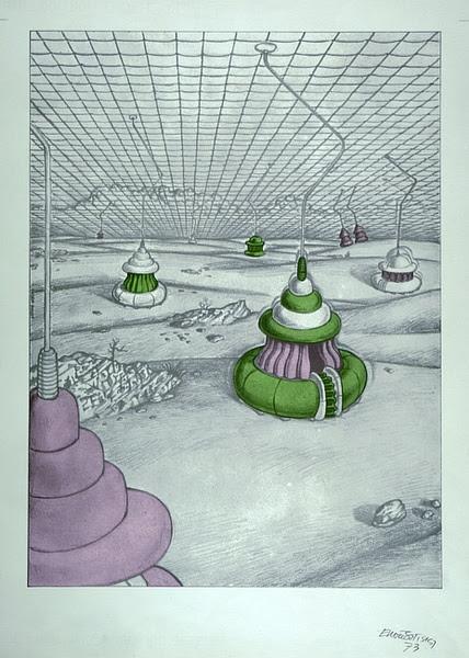 Il pianeta come festival, 1973 a