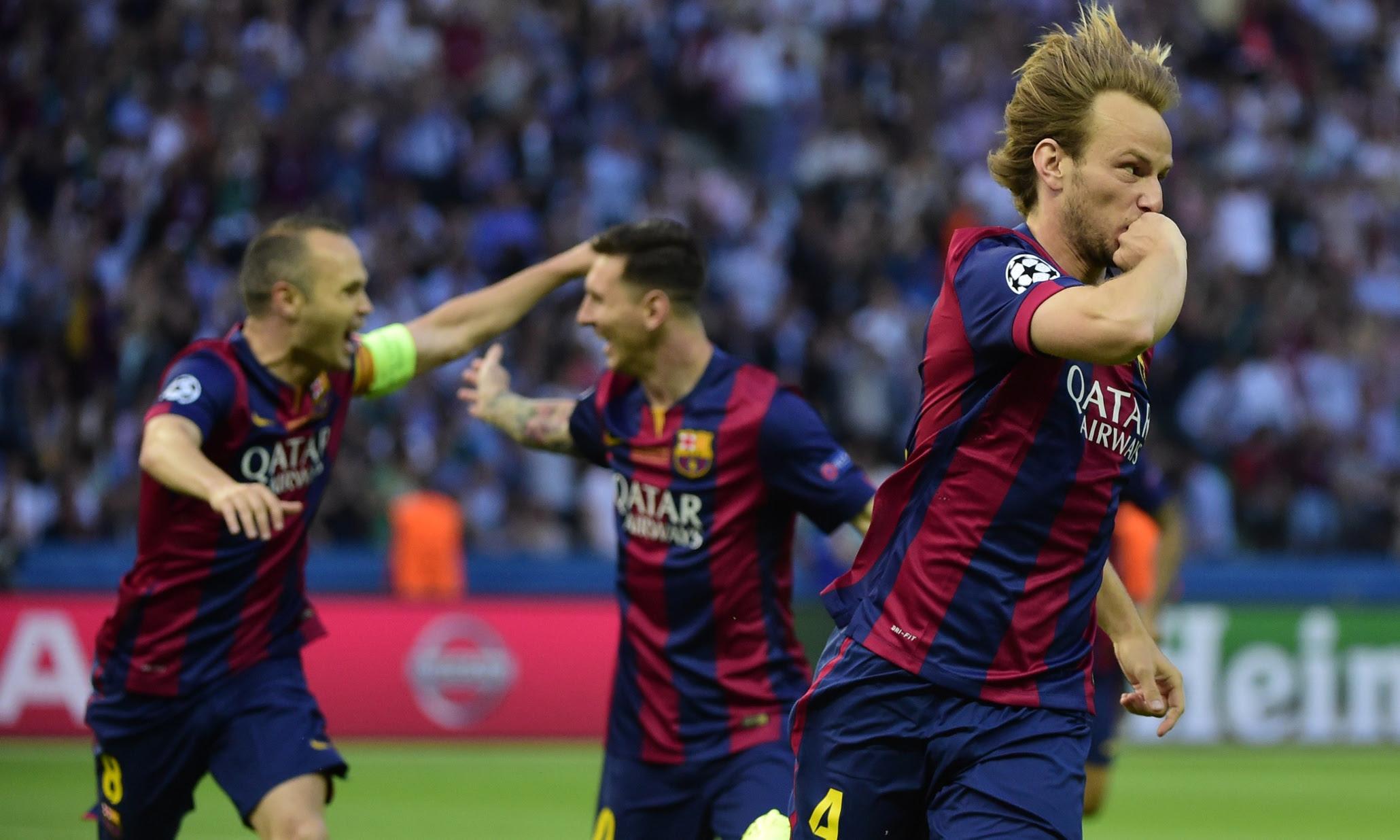 Barcelona Vs Juventus Final 2015 - Champions League Final ...