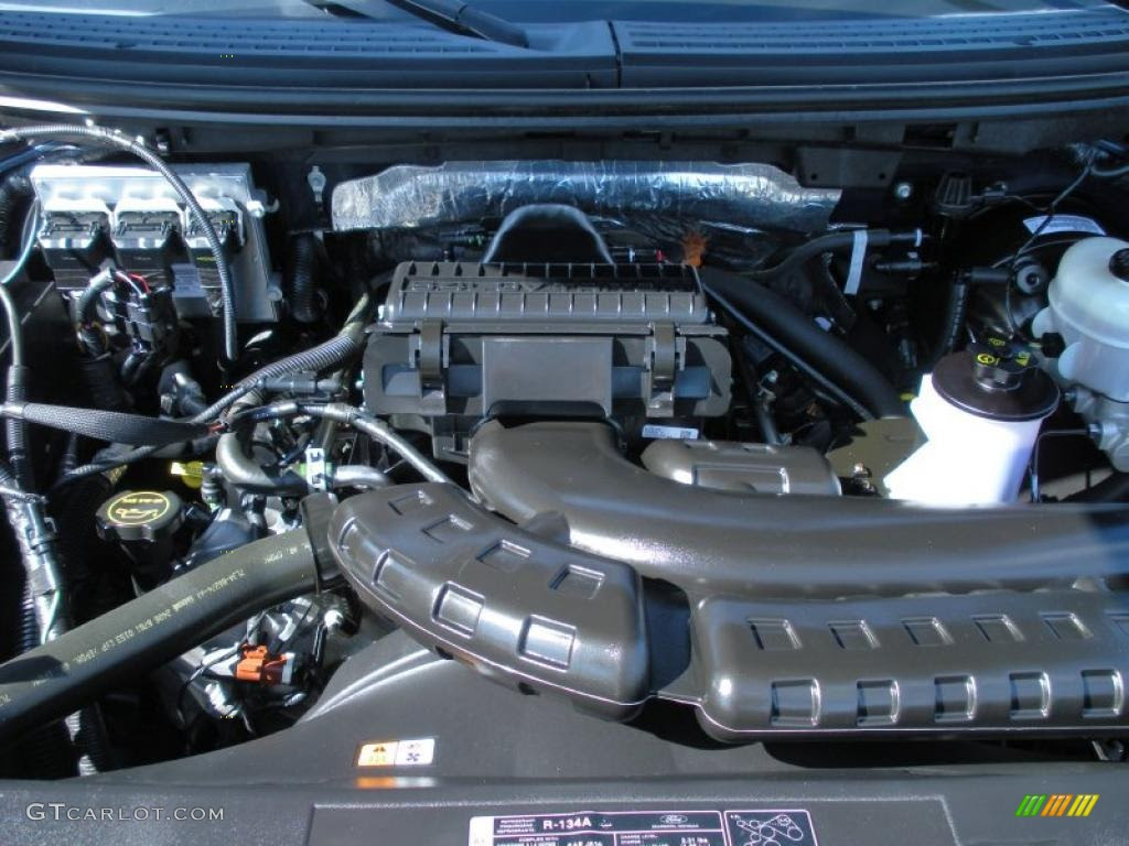 2007 Ford F 150 Engine 54 L V8 - Greatest Ford