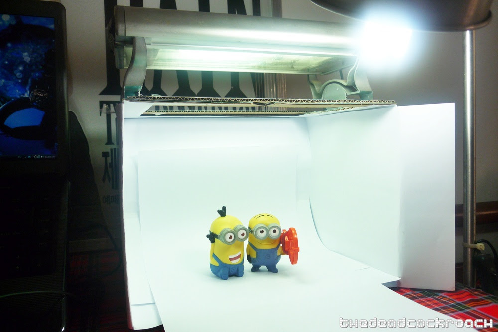 Diy How To Make Your Own Lightbox For Product Photography The
