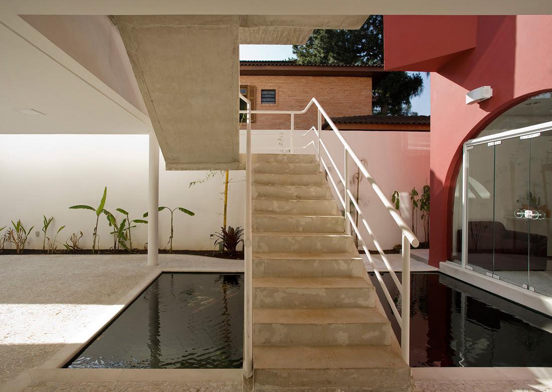 House-at-Rua-Alabarda,Affonso-Risi, Architecture, Design, House, Interiors