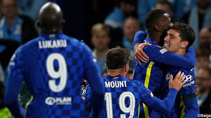 LIVE: Chelsea, dat Lukaku ziet uitvallen, in een zetel tegen Malmö