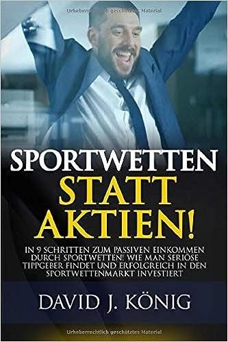 Sportwetten Buch