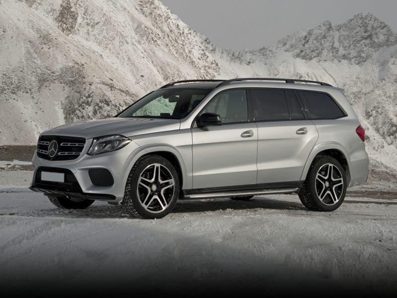 2017 Mercedes-Benz GLS550 Reviews, Specs and Prices | Cars.com