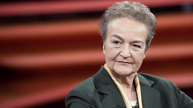 A jurista Herta Däubler-Gmelin, ex-ministra da Justiça da Alemanha (1998-2002)