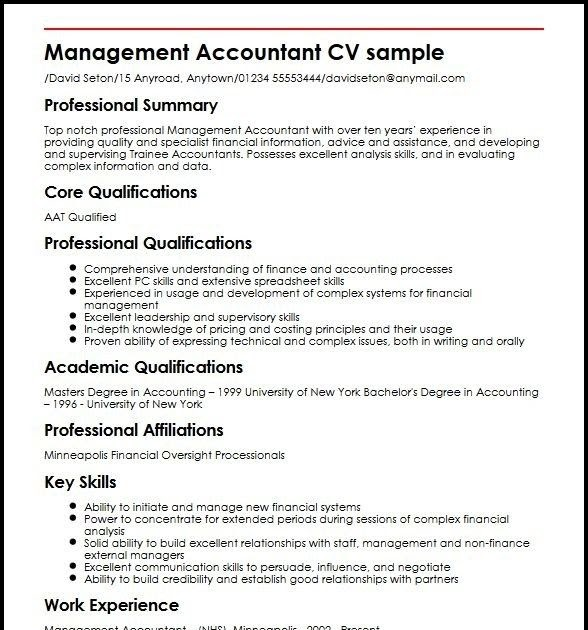 accounting student resume sample  best resume examples