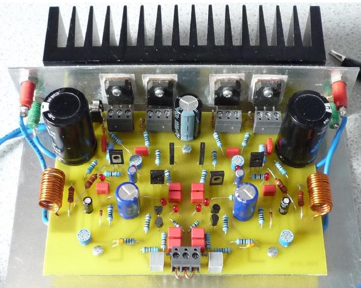2000w Audio Amplifier Circuit Diagram Circuit Diagram Images